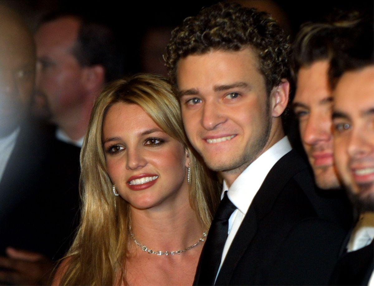 Así fue la mediática ruptura de Justin Timberlake y Britney Spears