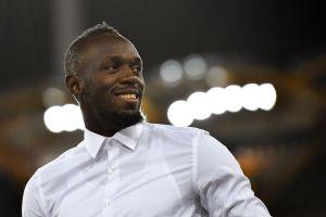 Usain Bolt presenta a su hija al mundo y revela el nombre que le puso