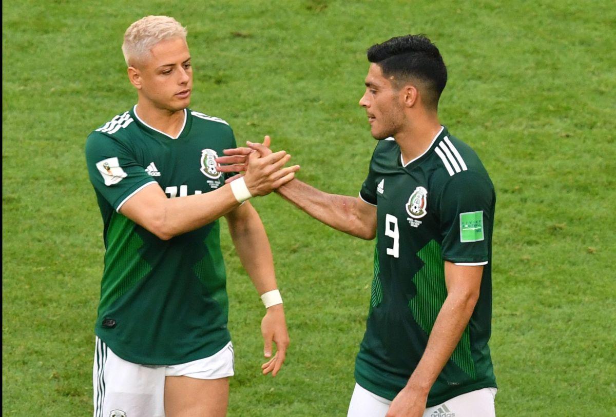 """¿Quién anotará? ¿""""Chicharito"""" o Jiménez? Los mexicanos tendrán actividad en Europa"""