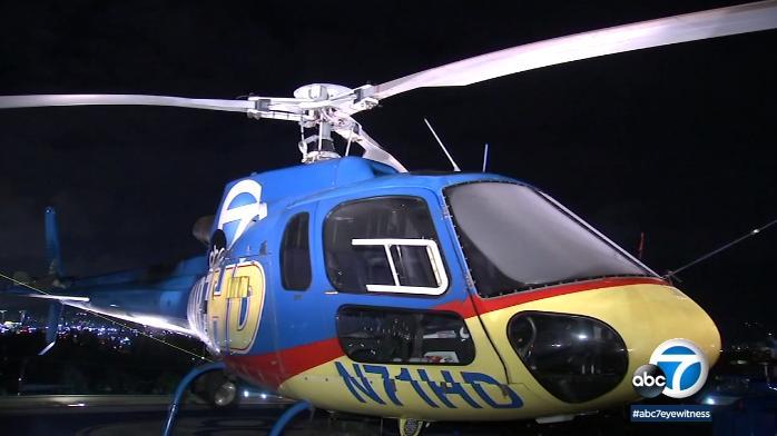 Sospechoso dron golpea helicóptero y provoca aterrizaje preventivo
