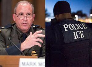 """Jefe de 'La Migra' acusa que no todos los indocumentados """"son buenas personas"""""""