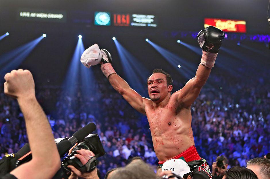 Habrá 'Dinamita' en Canastota: Juan Manuel Márquez ingresará al Salón de la Fama del Boxeo