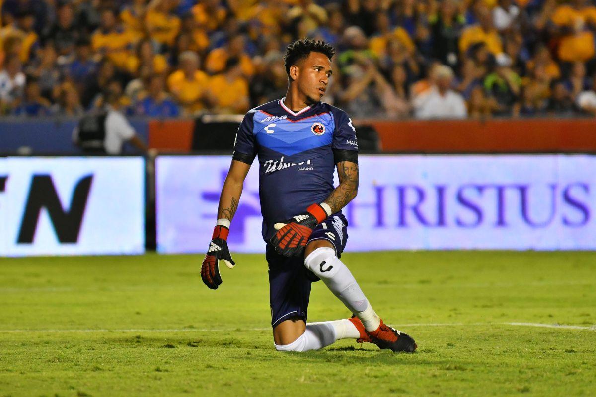 Pedro Gallese está envuelto en un escándalo por infidelidad, a tres días de disputar la final de la Primera División de Perú.