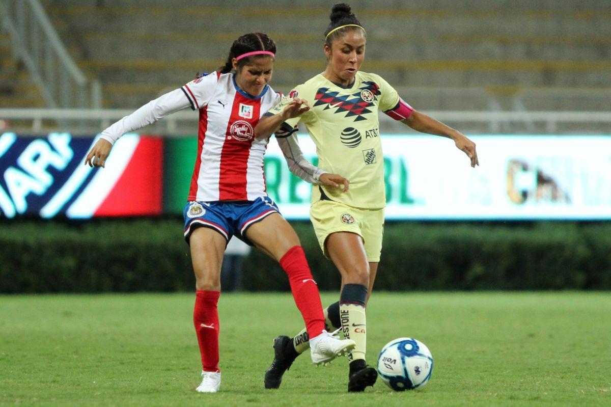 ¡De lo mejor de la campaña! Una Águila en el equipo ideal de la Liga MX femenil