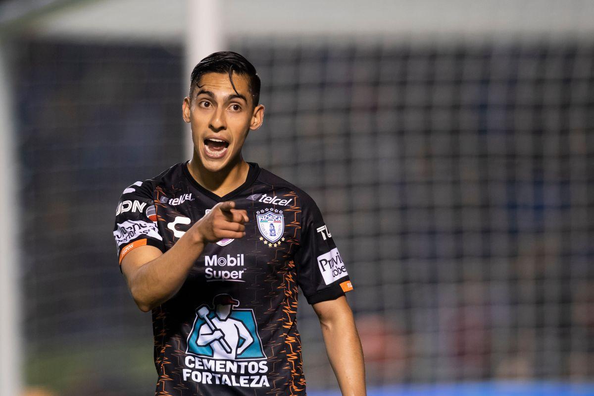 Pachuca revela la razón por la que Erick Aguirre no fue a Chivas