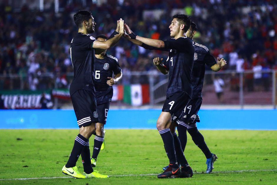 Selección Mexicana ya tendría rivales para la fecha FIFA de marzo en Estados Unidos