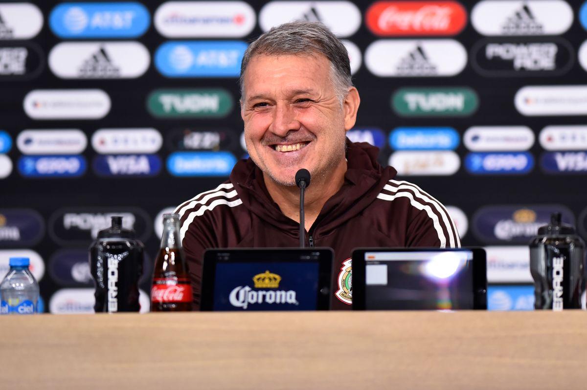 Martino solo contará con elementos de la Liga MX.