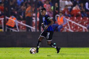 ¡Impresionante! Jugador del Querétaro sufre aparatoso accidente automovilístico