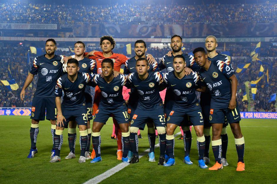 ¡De miedo! El América confirma su alineación para la semifinal de ida contra el Morelia