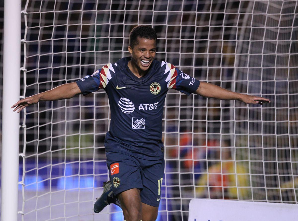Giovani Dos Santos es uno de los jugadores que anotaron en los cuartos de final.