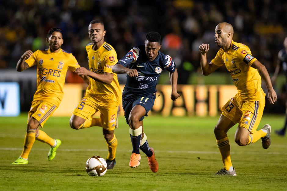 Tigres vs. América, ¡uno de los partidos más vistos en la historia de la TV mexicana!