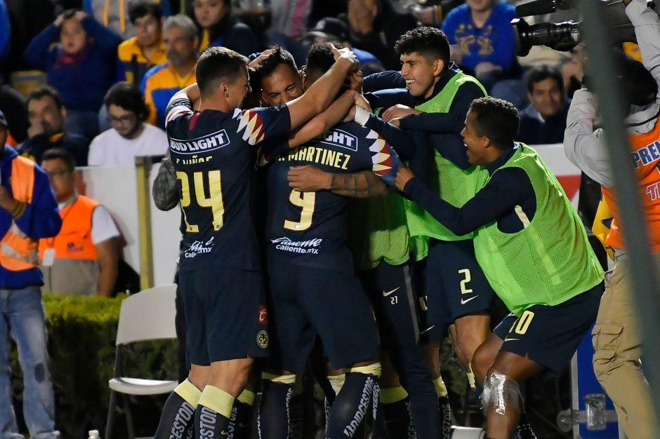 ¡Todos anotan! El América es el equipo con mayor cantidad de goleadores en la Liga MX