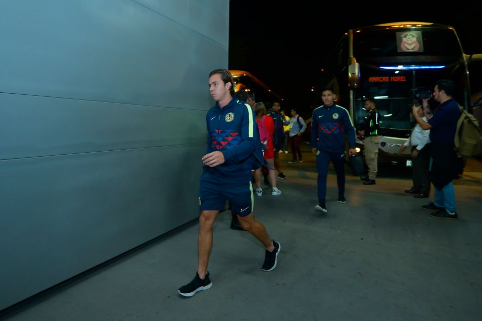 ¡Listos para todo! América llega al Estadio Morelos y luce preparado para la semifinal de ida contra Morelia