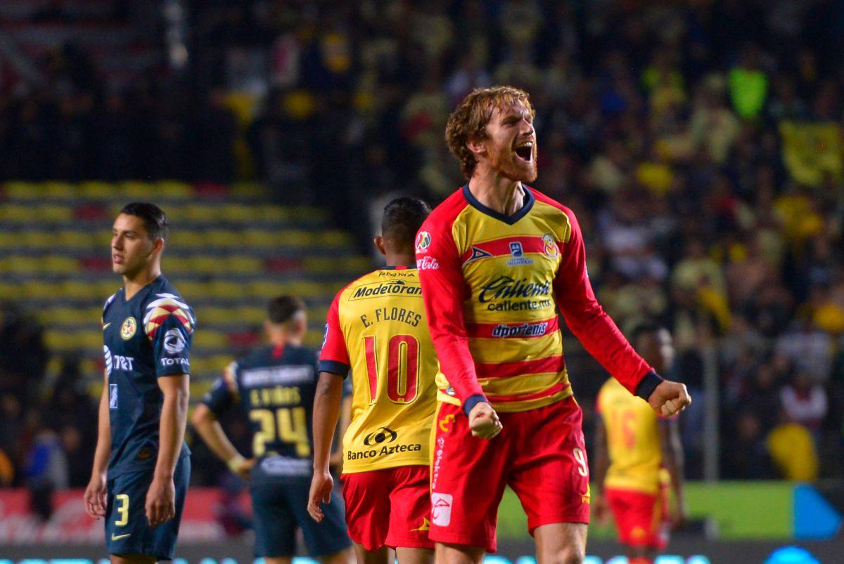 Fernando Aristeguieta marcó el gol.