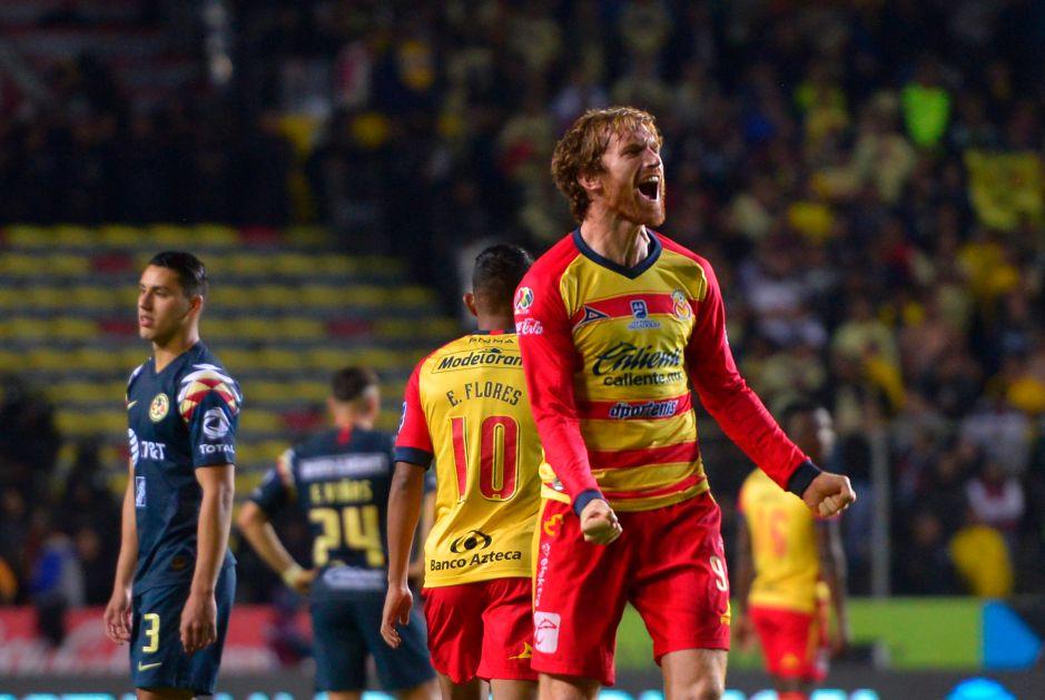 Medio tiempo: América cae por la mínima ante Morelia en la ida de las semifinales
