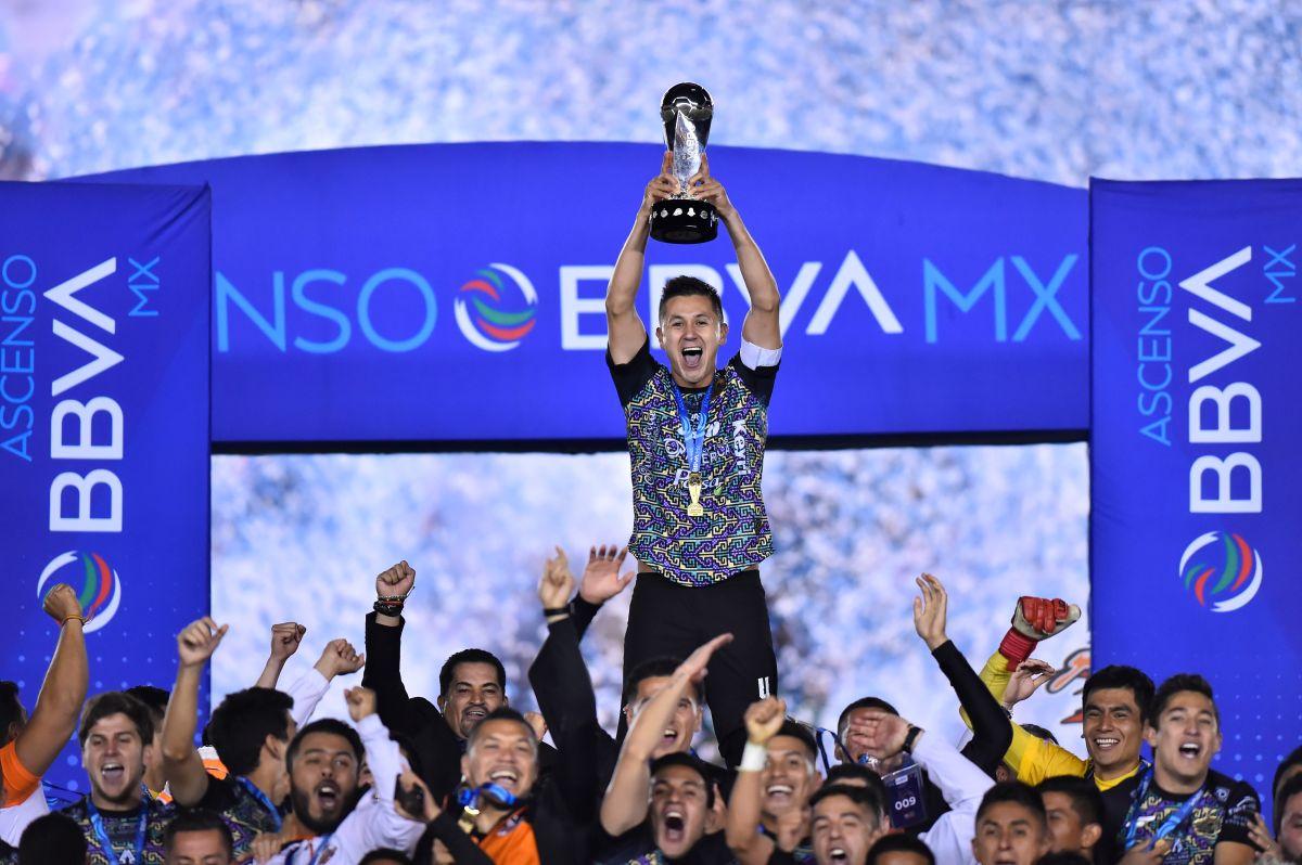 Si Alebrijes gana el torneo Clausura 2020 obtendrá el pase en automático a la Liga MX.