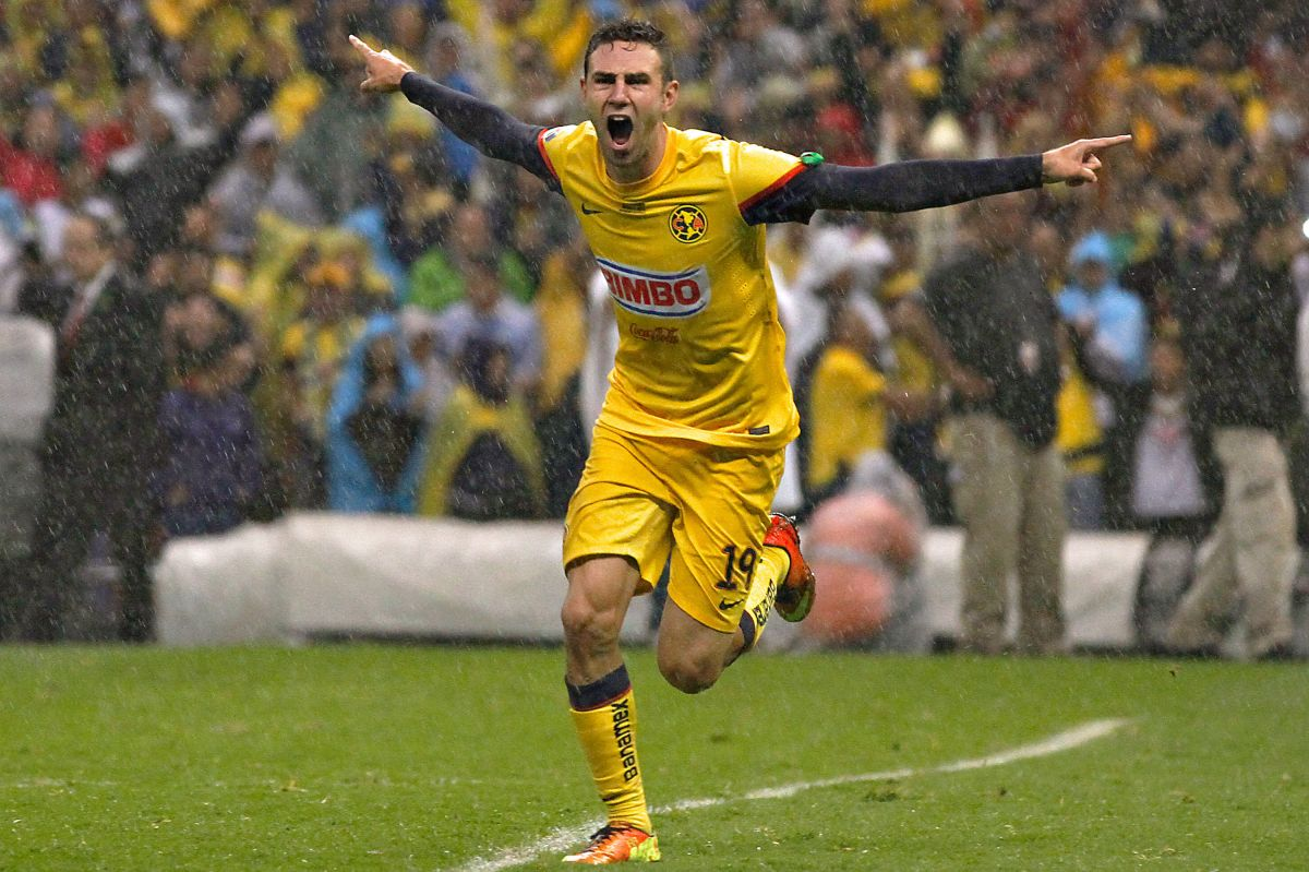 Miguel Layún sigue soñando con retirarse en el América