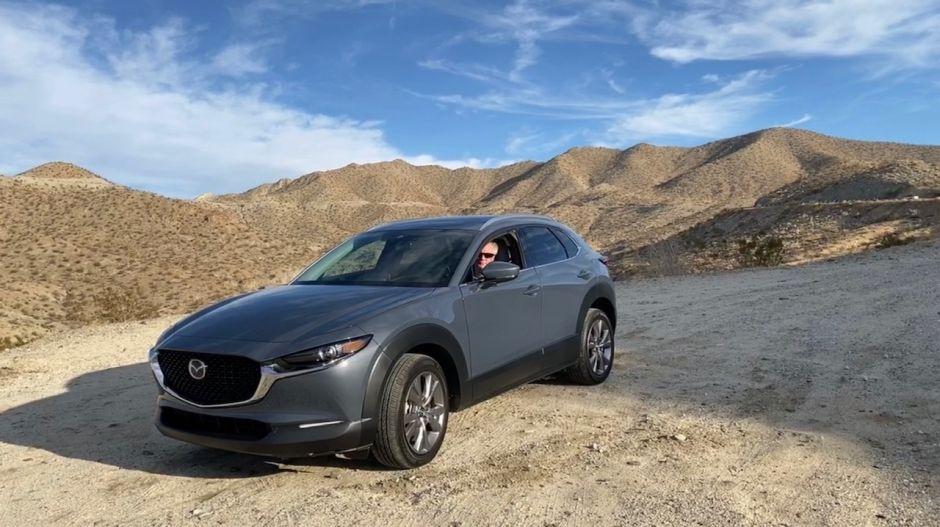 Mazda CX-30: preciso, dinámico y atractivo