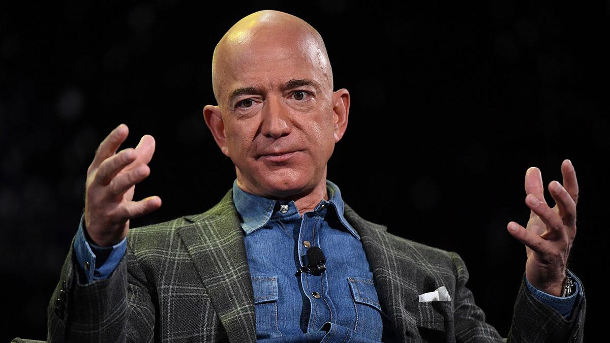 Amazon dice que perdió $10,000 millones por culpa de Donald Trump