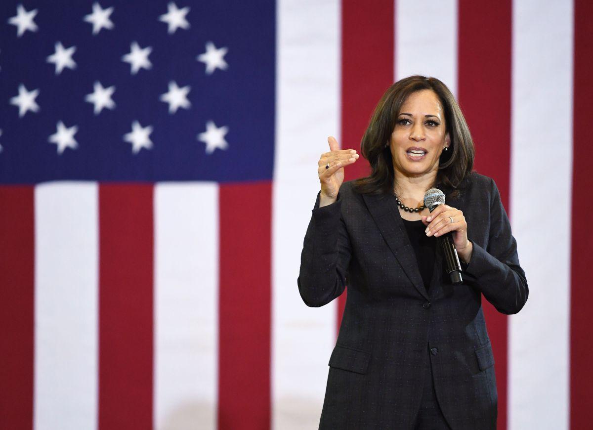 Harris no logró aumentar el apoyo a su candidatura.