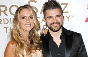 Esposa de Juanes presume su flexibilidad