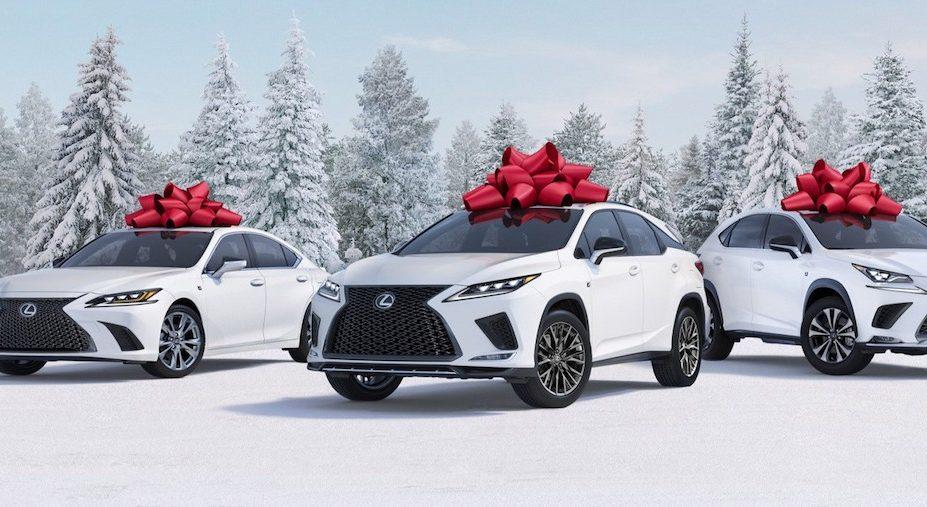 """Lexus lleva 20 años llevando a cabo su campaña de """"December remember"""""""