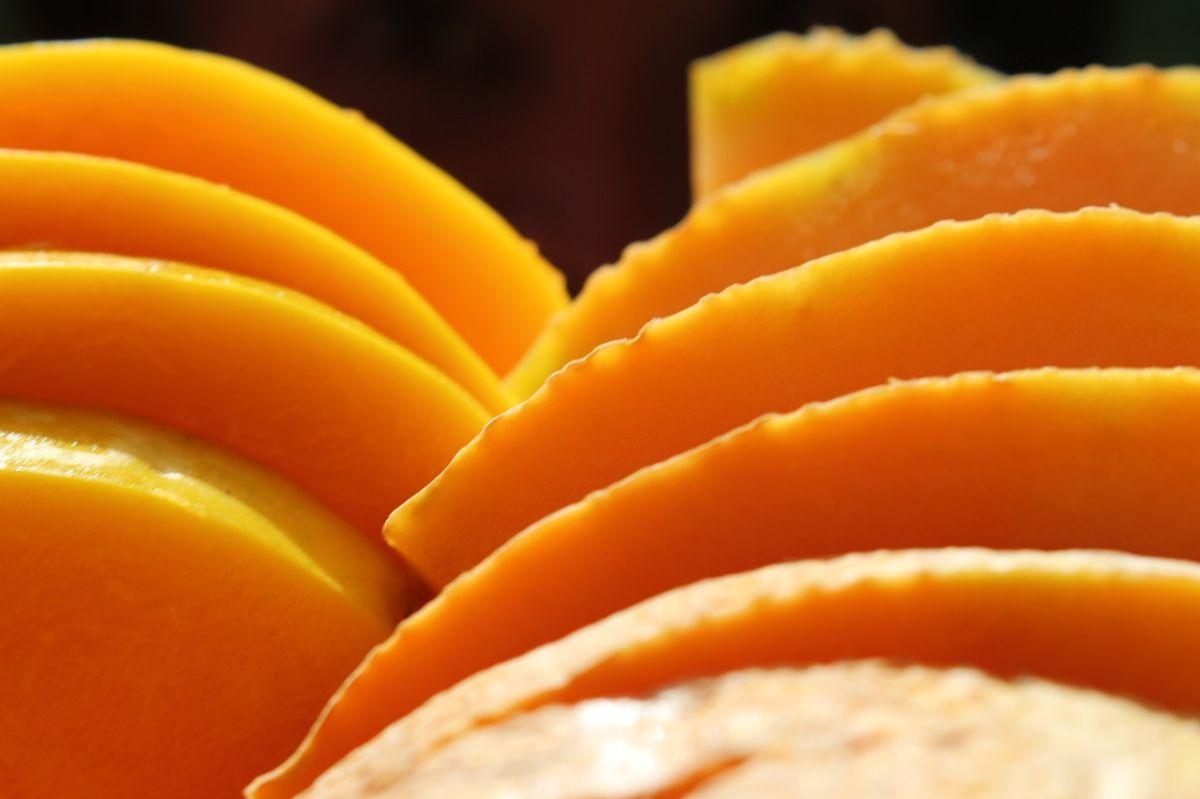 Cómo hacer nieve de mango fácilmente en licuadora