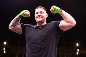 VIDEO: ¡Lo mandó a la lona! Hace unos años Andy Ruiz derribó a excampeón de UFC en sparring