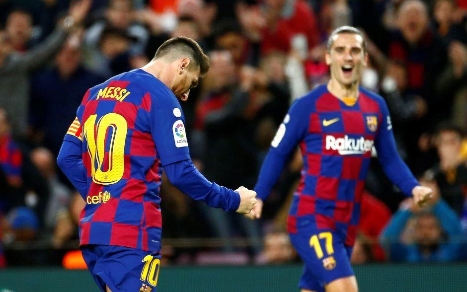 De la mano de Messi: Barcelona terminará líder el 2019 luego de derrotar al Alavés