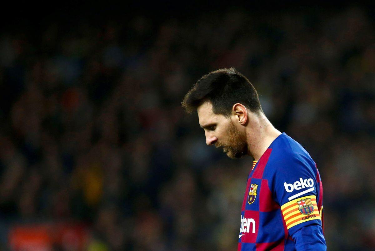 La prioridad es clara: potenciar al máximo los últimos años de Leo Messi