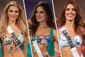 Miss Universo 2019 en micro bikini: Fotos de participantes latinas calientan competencia