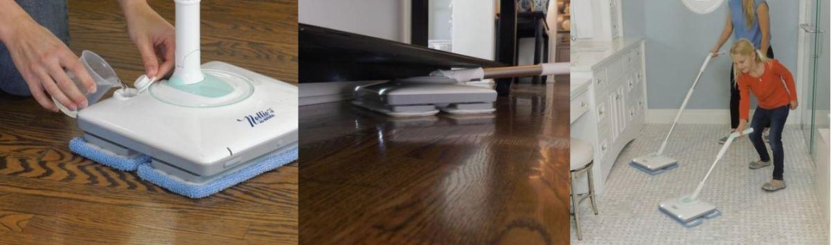 Los 3 mejores mapos automáticos para limpiar el piso de tu casa fácilmente