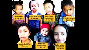 Estos son los siete niños muertos de la política migratoria de Trump