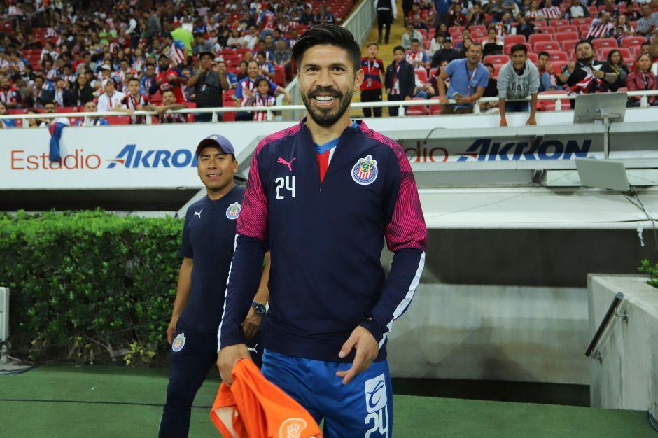 Chivas ya presentó a sus refuerzos en amistoso y ganaron ¡gracias a Oribe!
