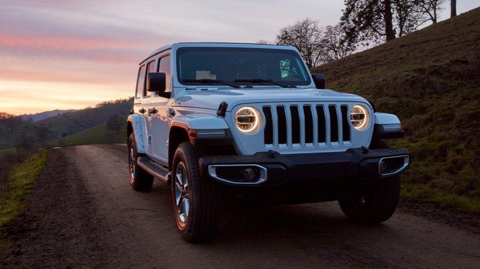 Jeep tiene un nuevo Wrangler de primera línea