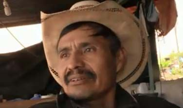 Bartolomé Hernández habló desde Guatemala sobre la muerte de su hijo bajo custodia de la CBP.