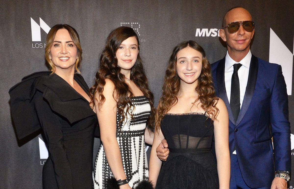 Hijas de Andrea Legarreta y Erik Rubín ya tienen planes de estrenar serie de televisión
