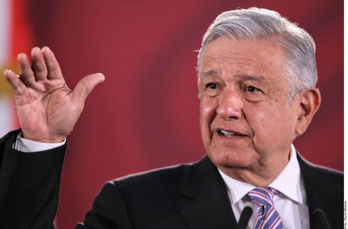 Vulnerar Embajada no lo hizo ni Pinochet, dice López Obrador