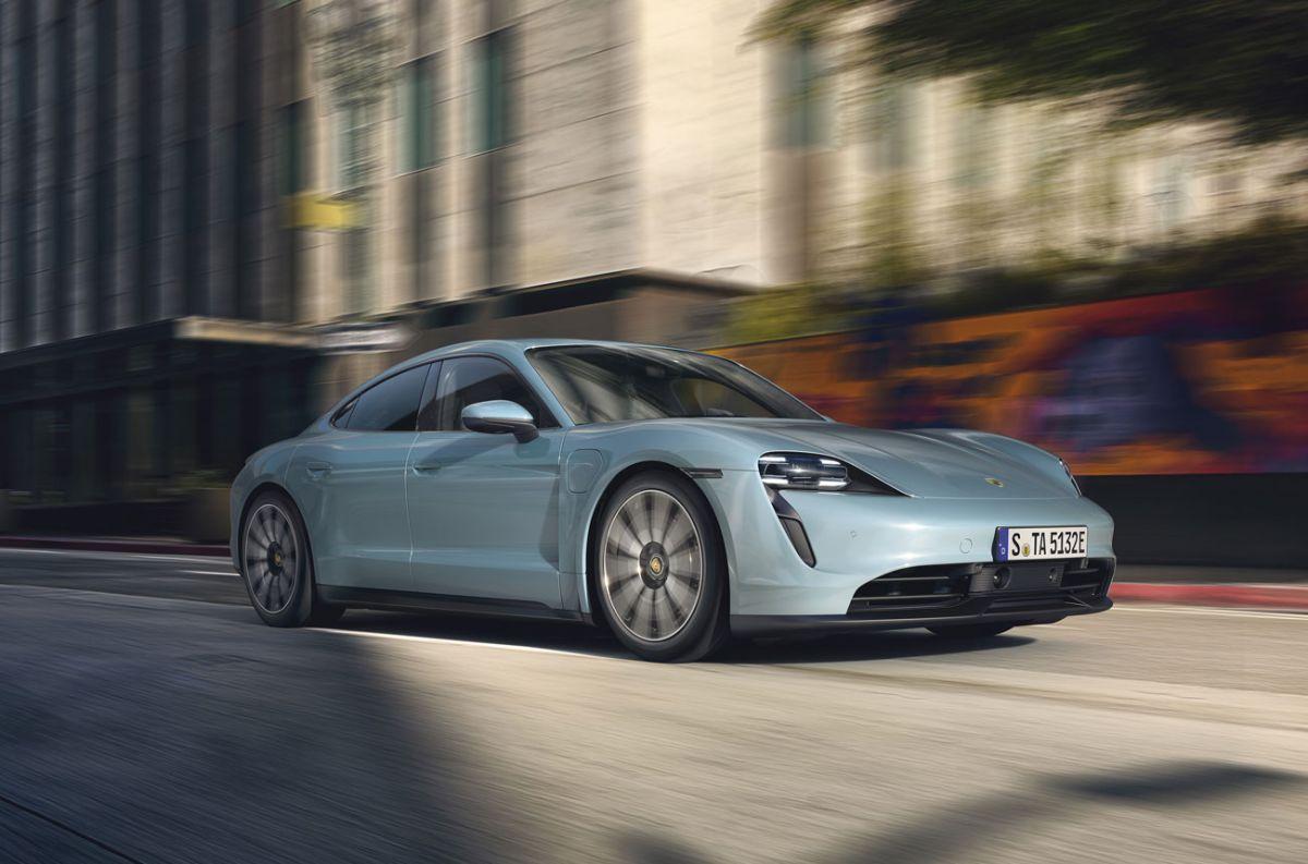 El Porsche Taycan pierde autonomía en Estados Unidos frente a Europa
