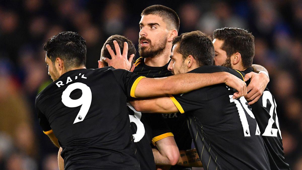 Wolverhampton sumó su sexto partido consecutivo sin perder.