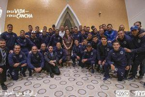 Monterrey ya está en Doha y sueñan con ganar el Mundial de Clubes
