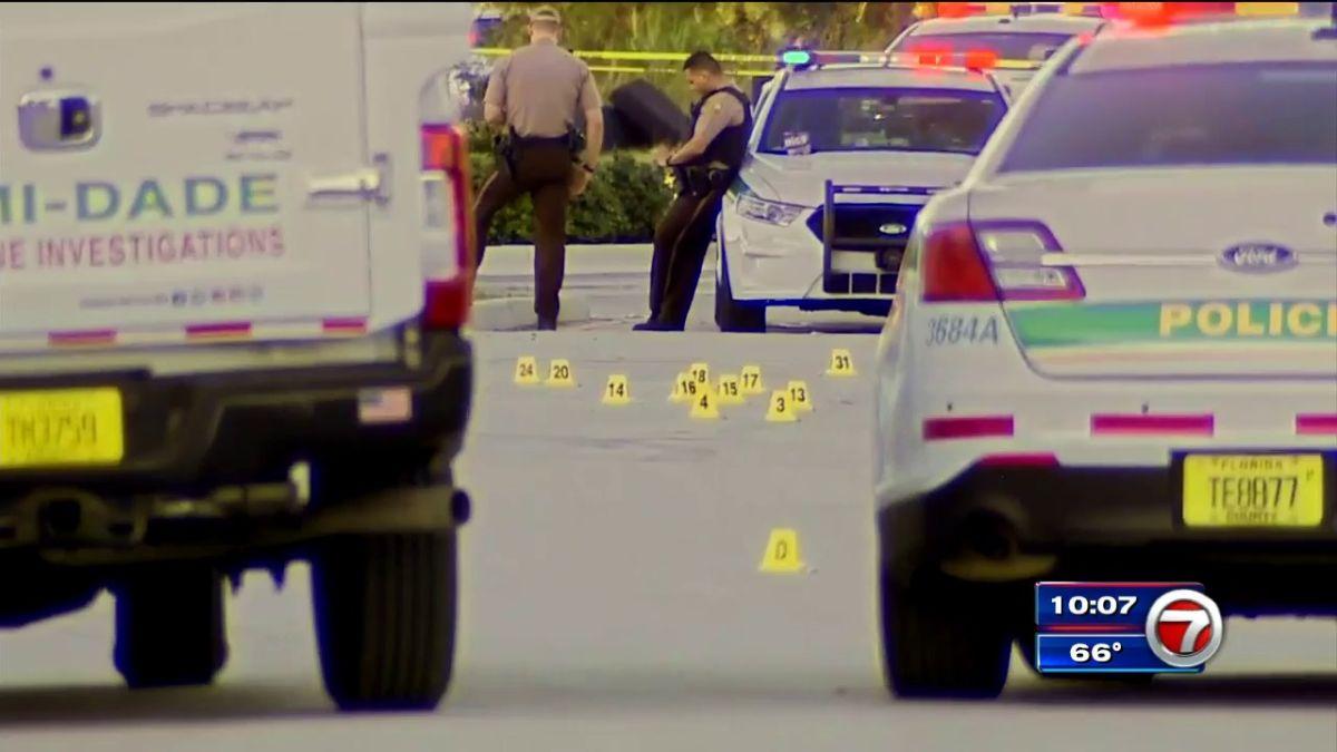 Un hombre recibió un disparo mortal mientras cortaba el césped en el jardín de su sobrina