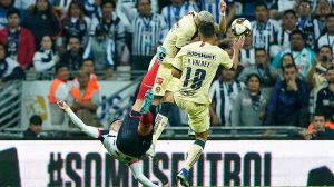 Hasta FIFA celebra el golazo de Funes Mori contra el 'Ame'