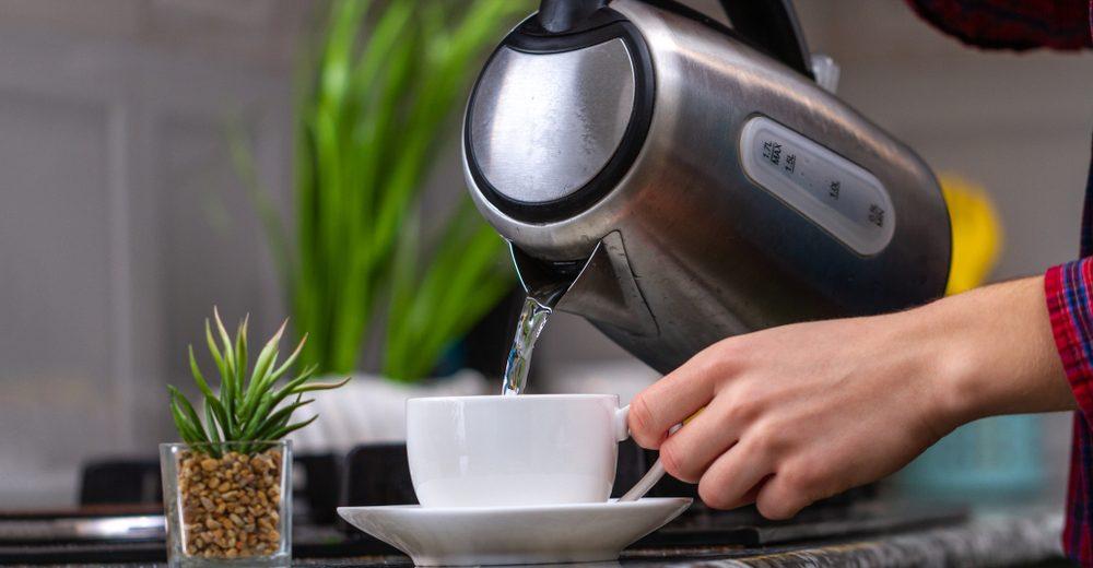5 teteras con infusor incorporado para disfrutar de una tasa de té caliente