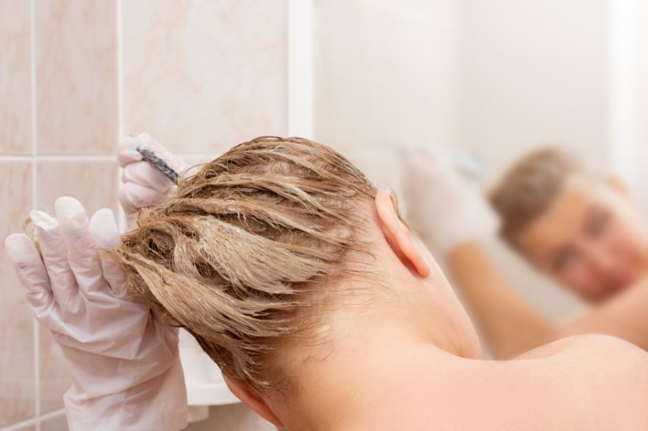 3 mascarillas para el cabello que dan color para no gastar tanto dinero en el salón de belleza
