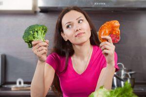 Cuáles son los principales errores que no debes cometer en una dieta vegetariana