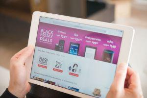 Ventas por internet de 'Black Friday' rompen records en Estados Unidos