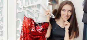 6 vestidos con lentejuelas para recibir el Año Nuevo con un look brillante