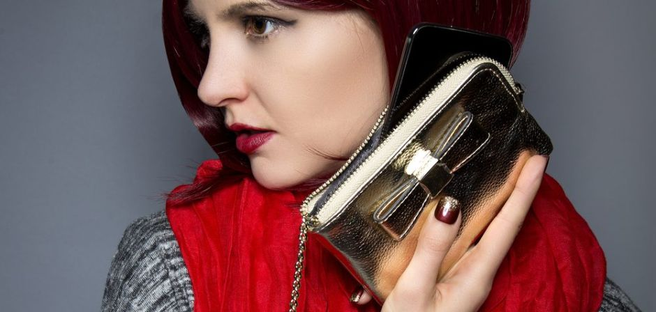 5 mini carteras estilo bandoleras para llevar tu celular y tu dinero de forma segura y cómoda