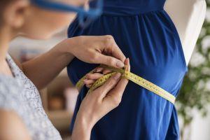 Aprende a tomar las medidas correctas de busto, cintura y caderas